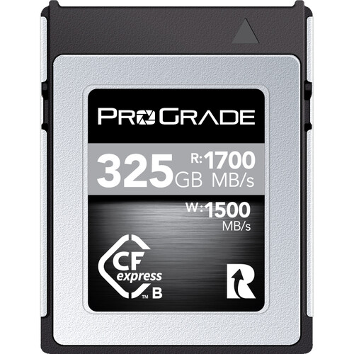 ProGrade Digital 325GB CFexpress 2.0 Cobalt Memory Card