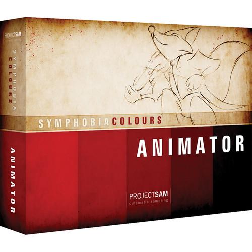ProjectSAM Symphobia Colours - Animator (Download)