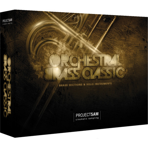 ProjectSAM Orchestral Brass Classic (Download)