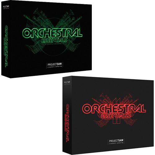 ProjectSAM Orchestral Essentials Pack Bundle (Download)