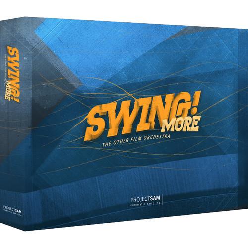 ProjectSAM Swing More! - Jazz Film Scoring Library (Download)