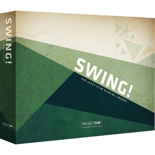 ProjectSAM Swing! - The Jazzy Film Scoring Library (Download)