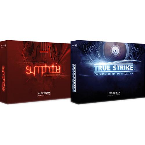 ProjectSAM Symphonic Pack Bundle (Download)