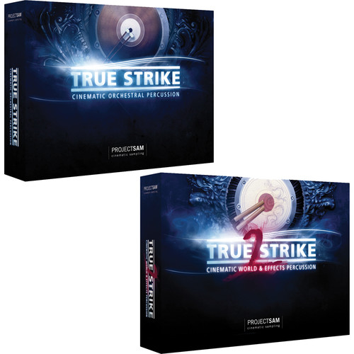 ProjectSAM True Strike Pack - 1 & 2 Bundle (Download)