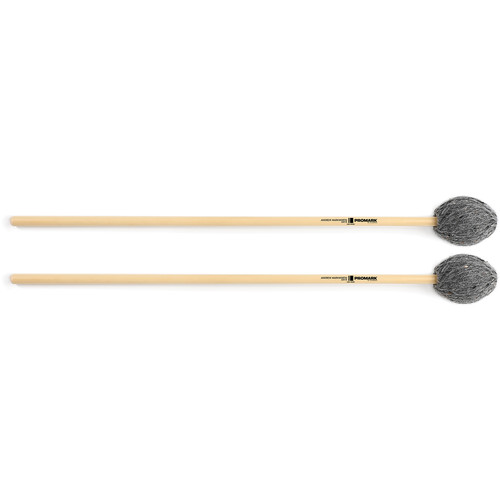 Promark Andrew Markworth AM1R Soft Mallet for Bass Marimba by D'Addario