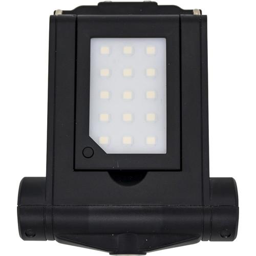 Promark Smartphone Holder with Flip-Up LED Light