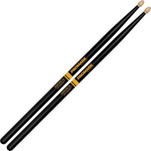 Promark Rebound 5A ActiveGrip Acorn Drum Sticks by D'Addario