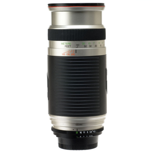 Promaster Zoom Telephoto 100-400mm f/4.5-6.7 Autofocus Lens for Nikon AF