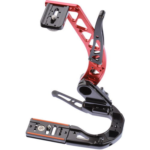 ProMediaGear BBGV2 Boomerang Flash Bracket (Red)