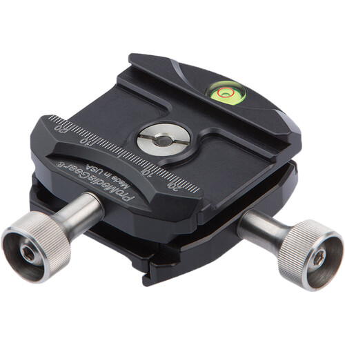 ProMediaGear CD60 60 mm Back-to-Back Quick Release Clamps