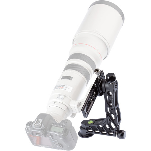 ProMediaGear GKJr. Katana Junior Aluminum Gimbal Head with C60 Side Clamp
