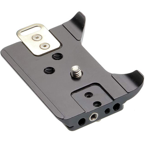 ProMediaGear Bracket Plate for Canon EOS 7D, 60D, Rebel T5i, T4i, T3i, and T2i with BG-E7, E8, or E9 Grips