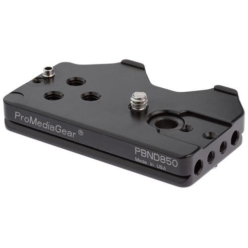 ProMediaGear PBND850 Bracket Plate for Nikon D850