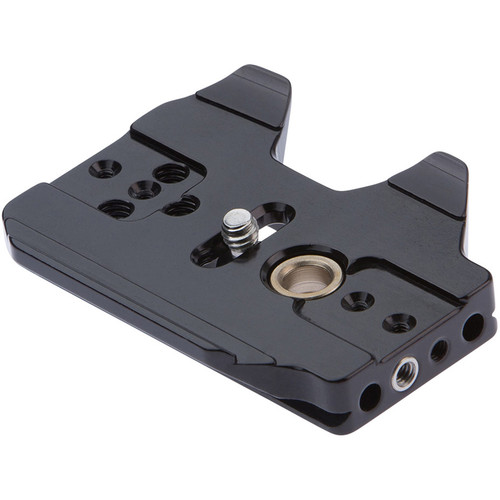 ProMediaGear Arca-Type Bracket Plate for Nikon D500 DSLR Camera with MB-D17 Multi Battery Power Pack