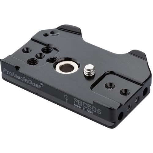 ProMediaGear Body Plate for Canon 5D Mark III DSLR