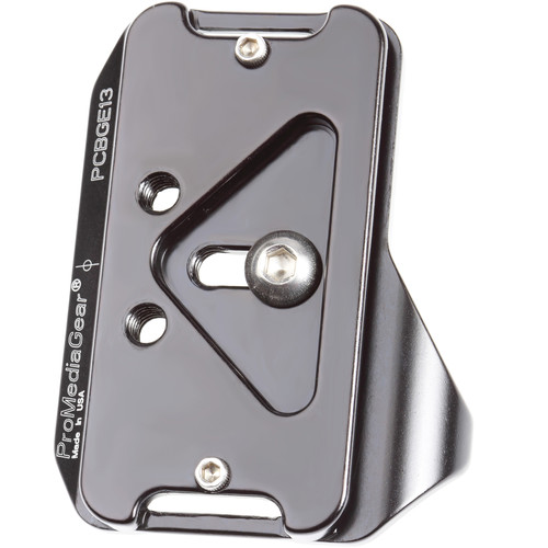 ProMediaGear Quick Release Plate for Canon 6D with BG-E13 Battery Grip