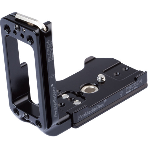 ProMediaGear L-Bracket for Canon 5D Mark IV
