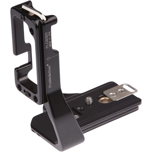 ProMediaGear L-Bracket for Canon EOS 5D Mark III DSLR with BG-E11 Battery Grip