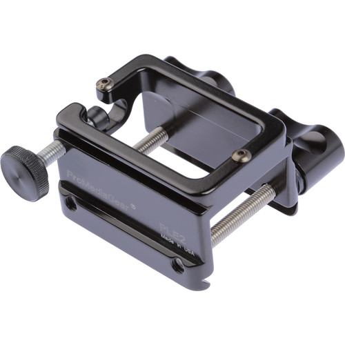 "ProMediaGear 2"" L-Plate Bracket Extension Port Protector"