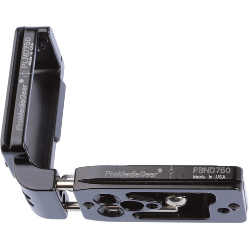 ProMediaGear L-Bracket for Nikon D750