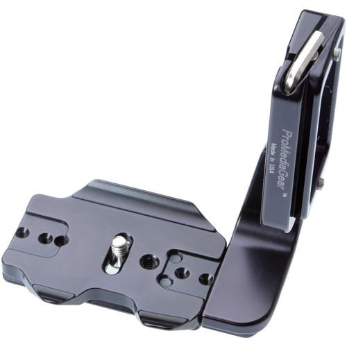 ProMediaGear L-Bracket for Nikon D600/D610 DSLRs with MB-D14 Battery Grip