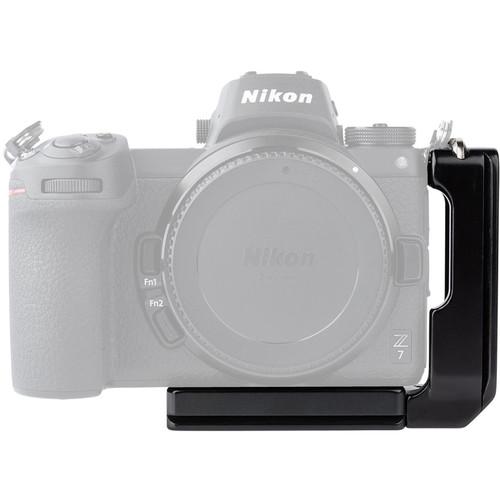 ProMediaGear L-Bracket for Nikon Z 6, Z 7, and FTZ Adapter