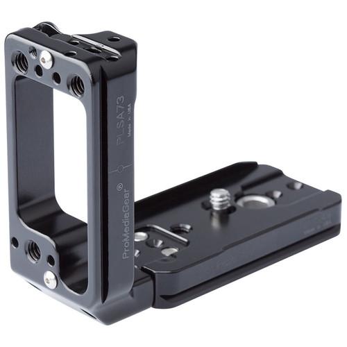 ProMediaGear L-Bracket for Sony Alpha a9