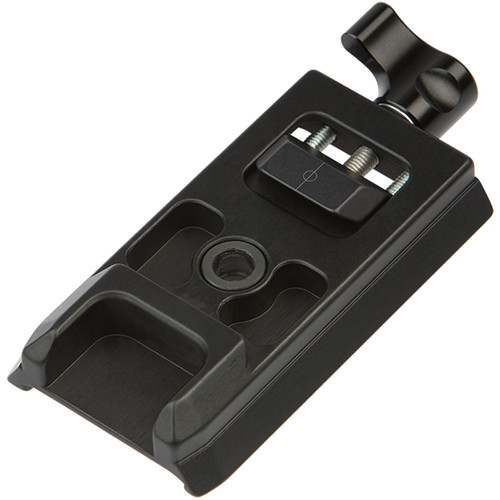 ProMediaGear PM501 Manfrotto-Type Quick Release Plate with Arca-Type Clamp