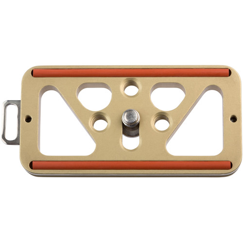 "ProMediaGear Universal 3.0"" Arca-Type Quick Release Plate (Gold)"