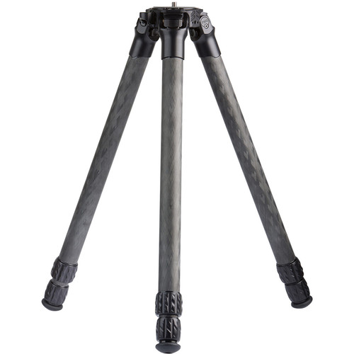 "ProMediaGear TR343 34mm Series 51"" Pro-Stix Carbon-Fiber Tripod with Top Plate"