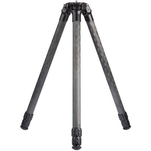 "ProMediaGear TR343L 34mm Series 59"" Pro-Stix Carbon-Fiber Tripod with Top Plate"