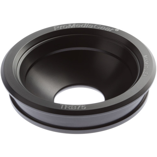 ProMediaGear 75mm to 100mm Bowl Adapter for Pro-Stix Tripods
