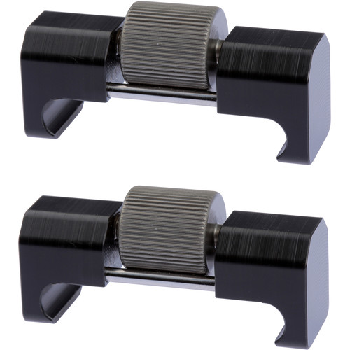 ProMediaGear Range Limiter Clamps for PMG-DUO Video Slider (2-Pack)