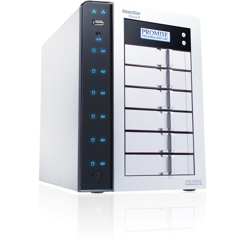 Promise Technology 6 TB SmartStor A6 Cloud 6-Bay Server