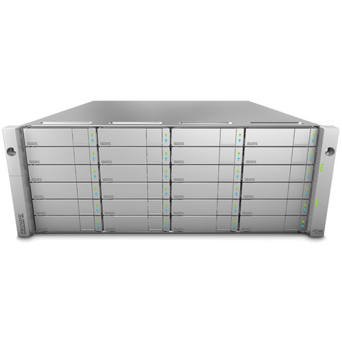 Promise Technology 48TB (24 x 2TB) VTrak x30 Series 8G Fibre Channel SAN Solution