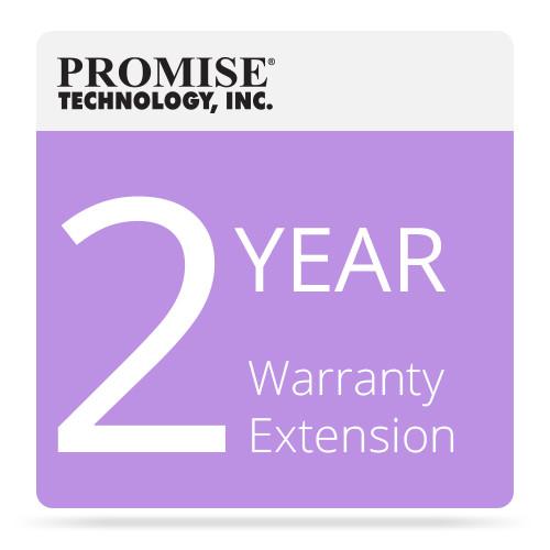 Promise Technology EW2VTJ VTrak x10 Series J-Class 2-Year Warranty Extension
