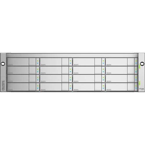 Promise Technology J630SDQS2 32TB VTrak x30 Integrated SAN Solution