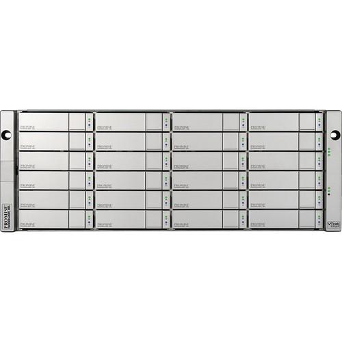 Promise Technology VTrak Ex30f 24-Bay 8 Gb/s Fibre Channel to 6 Gb/s SAS/SATA Storage (96TB)