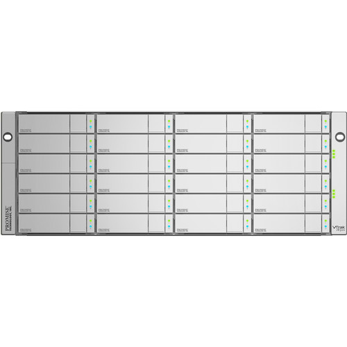 Promise Technology 144TB VTrak Jx30 24-Bay Expansion Chassis