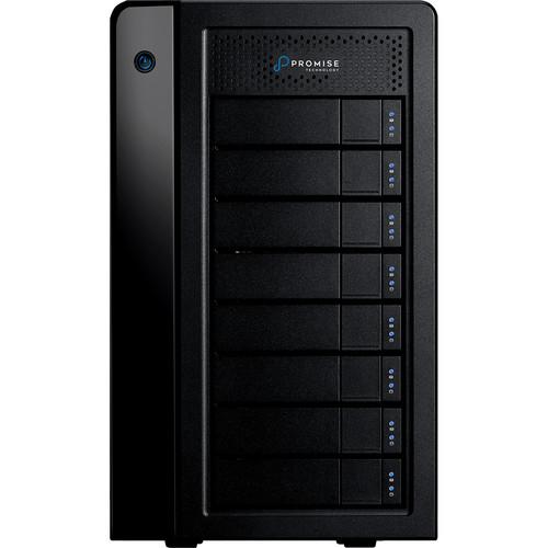 Promise Technology Pegasus3 R8 Mac Edition 48TB 8-Bay Thunderbolt 3 RAID Array (8 x 6TB)