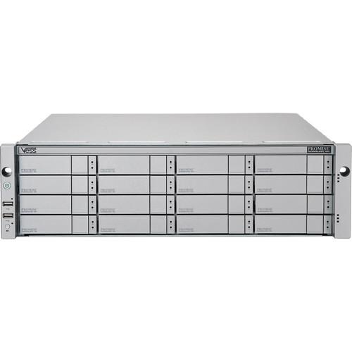 Promise Technology VR2600FIDANE Vess R2000 8G Fibre Channel & 1GbE Unified Storage Solution