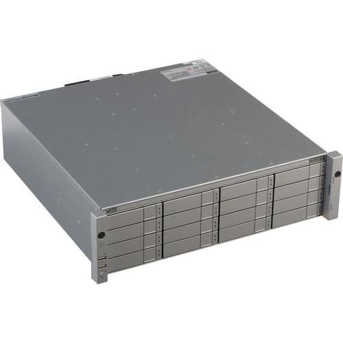 Promise Technology Vess 48TB R2610i 16-Bay NAS Server (16 x 3TB)
