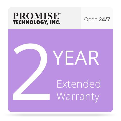 Promise Technology VR2KSE2YRAA 2-Year Extended Warranty