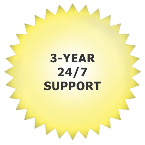 Promise Technology 3-Year Promise 24 x 7 Support for VESS2000 Series RAID Head with Drives