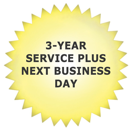 Promise Technology 3-Year Promise ServicePlus Next Business Day Service for Vess2000 Series RAID Head with Drives