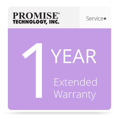Promise Technology 1-Year Promise Extended Warranty for VTrak Ex10