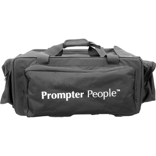 "Prompter People Soft Bag for Select 15, 17, and 19"" Teleprompters"