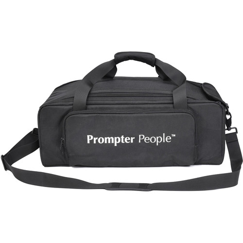 """Prompter People Soft Bag for Select 12"""" Teleprompters"""