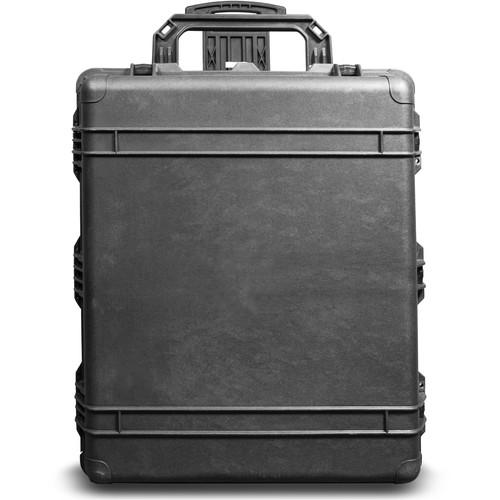 """Prompter People CASE-HS1690C Heavy Duty Hardcase for Flex/ProLine Studio Series & 24"""" Model Teleprompters (Foam Configured)"""