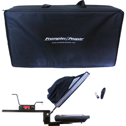 "Prompter People FLEX 11"" Teleprompter Kit"